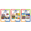 Learn to Read Workbook Set of 3: Levels D-H
