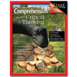 TIME For Kids® Comprehension and Critical Thinking: Gr. 1