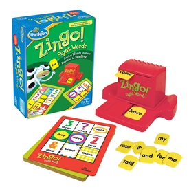 Zingo! Sight Words