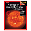 Nonfiction Comprehension Test Practice: Grade 3