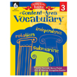 Getting to the Roots of Content-Area Vocabulary: Grade 3