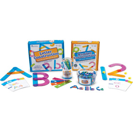 Letter and Number Construction Kit