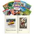 TIME FOR KIDS® Informational Text Readers - Grade 1 - Emergent Set 1 10-Book Set