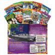 TIME FOR KIDS® Informational Text Readers - Grade 4 - Advanced Set 2 10-Book Set