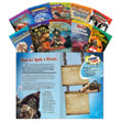 TIME FOR KIDS® Informational Text Readers - Grade 5 - Challenging Set 1 10-Book Set