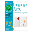 DK Workbooks:  Language Arts - Grade 1