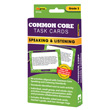 Common Core Speaking and Listening Task Cards - Grade 3