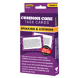 Common Core Speaking and Listening Task Cards - Grade 4