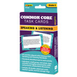 Common Core Speaking and Listening Task Cards - Grade 5