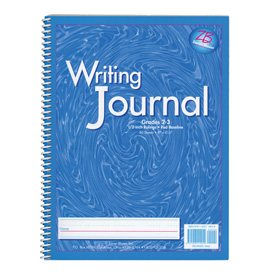 Zaner-Bloser Writing Journal - Grades 2-3