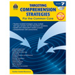 Targeting Comprehension Strategies for the Common Core - Grade 7