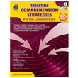 Targeting Comprehension Strategies for the Common Core - Grade 8