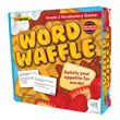 Word Waffle Game - Grade 2
