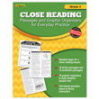 Close Reading Practice Book - Grade 3