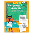 Pete the Cat ELA Workbook - Kindergarten