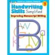 Handwriting Skills Simplified - Improving Manuscript Writing - Grade 2