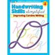 Handwriting Skills Simplified - Improving Cursive Writing - Grade 4