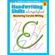 Handwriting Skills Simplified - Mastering Cursive Writing - Grade 5