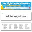 50 Sight-Word Phrases for Fluent Readers