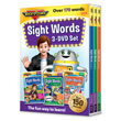 Rock 'N Learn Sight Words 3-DVD Set