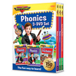 Rock 'N Learn Phonics 3-DVD Set