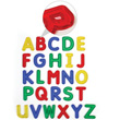 Jumbo See-Thru Alphabet Set