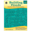 Building Words: Using Base Words, Prefixes & Suffixes - Grade 2