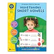 Word Families Lesson Plans - Short Vowels