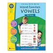 Word Families Lesson Plans - Vowels Big Book