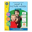 Literacy Skills Series: High Frequency Sight & Picture Words Lesson Plans - Big Book