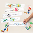 3-D Sight Word Sentences Complete Set