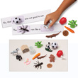 3-D Sight Word Sentences - Primer
