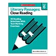Literary Passages: Close Reading: Grade 6