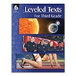 Leveled Texts for Third Grade