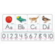 Photo Alphabet Cards Zaner-Bloser Manuscript Bulletin Board Set
