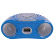 HamiltonBuhl Portable Bluetooth® Boombox, CD, Cassette and Media Player