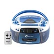 HamiltonBuhl USB, MP3, CD, Cassette and AM/FM Radio Boombox