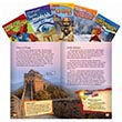 TIME FOR KIDS® Informational Text Readers - Grade 6 - Set 2 5-Book Set