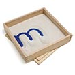Letter Formation Sand Tray