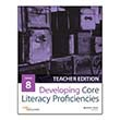 Developing Core Literacy Proficiencies: Grade 8, Teacher Edition