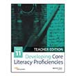 Developing Core Literacy Proficiencies: Grade 11, Teacher Edition