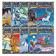The Magic Tree House: Merlin Missions Series - Books 1-10