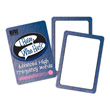 I Have, Who Has? Wild Cards - Advanced High Frequency Words Game: Grades 1-2