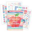 Watercolor Lesson Plan and Record Book