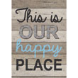 Home Sweet Classroom This Is Our Happy Place Positive Poster