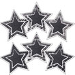 Twinkle Twinkle You're A STAR! Chalkboard Stars Cut-Outs