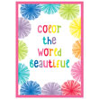 Hello Sunshine Color the World Beautiful Poster