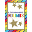Sparkle + Shine Learning Has No Limits Poster