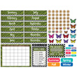 Woodland Whimsy Calendar Bulletin Board Set