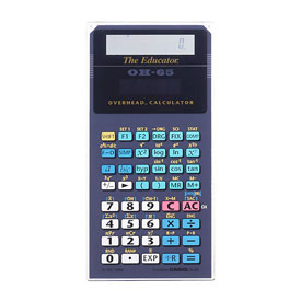 Casio® OH-65 Overhead Scientific Calculator: Emulates Casio® FX-65